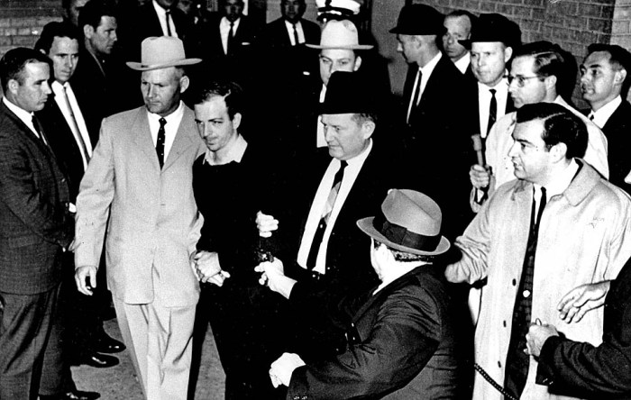 an analysis of the evidence against lee harvey oswald the assassin convicted of murdering president